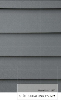 fassadenverkleidung keralit paneele. Black Bedroom Furniture Sets. Home Design Ideas